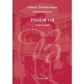 Fantasie over Psalm 116