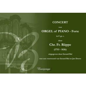 Concert in C gr. t.