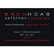 Bach Cantatas, Volume I.1